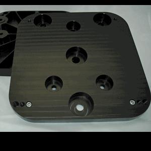 Paramount ME Lightweight Wedge to Pier Adaptor Plate