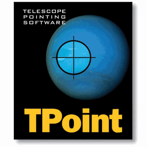 TPoint Add On to TheSkyX (Mac or Windows)
